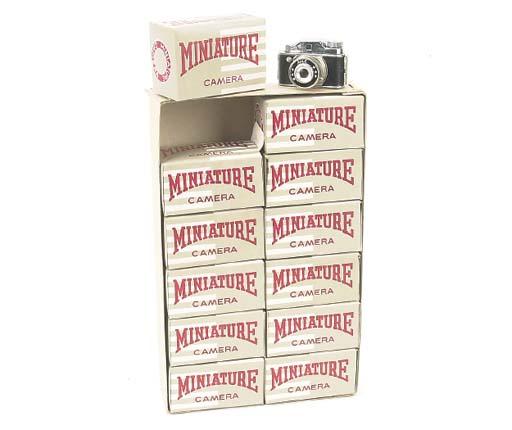 Miniature Hit-type cameras