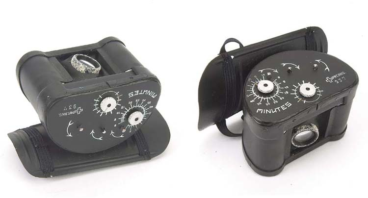 Pigeon camera Model B no. 937
