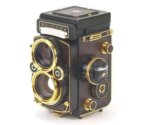 Rollei 2.8F Aurum no. 8301058