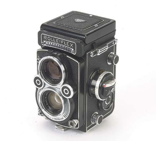 Rolleiflex 3.5F no. 2832110
