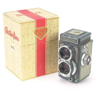 Rolleiflex TLR no. 2018546