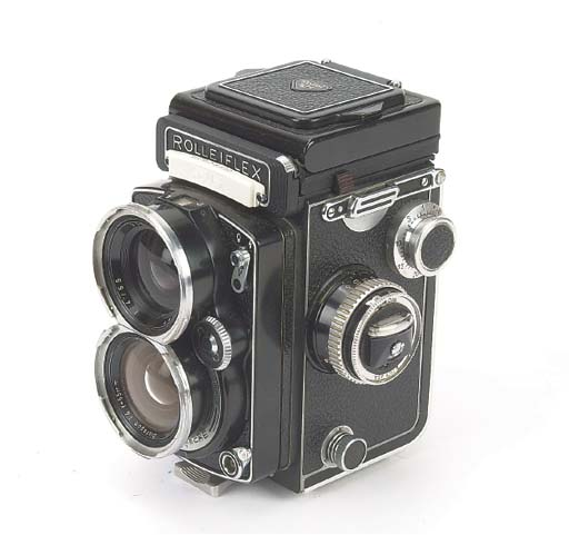 Wide-Angle Rolleiflex un-numbe