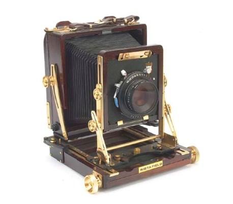 Wista field camera