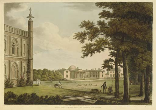 REPTON, Humphry (1752 - 1818).