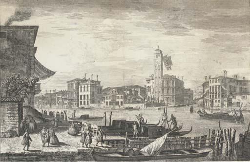 Michele Marieschi (1710-1743)