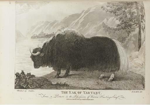 TURNER, Samuel.  An Account of