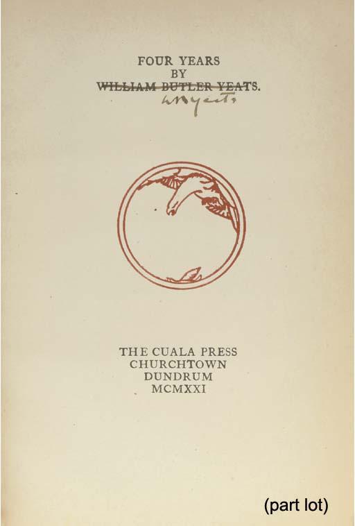 THE CUALA PRESS -- A collectio