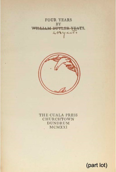 THE CUALA PRESS -- A collectio