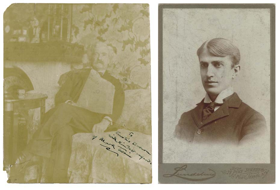 CRANE, Stephen (1871-1900). Ca