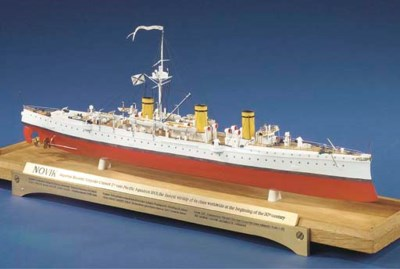 A WELL-PRESENTED MODEL OF THE