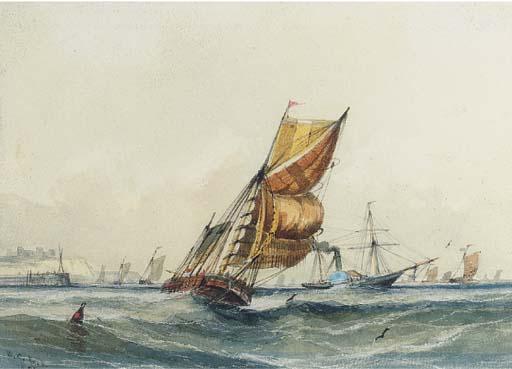 William Callcott Knell (c.1830