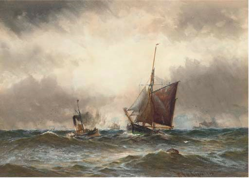William Thomas Nicholas Boyce