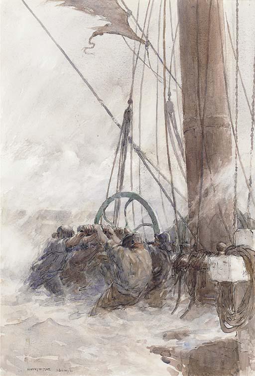 Arthur John Trevor Briscoe, R.