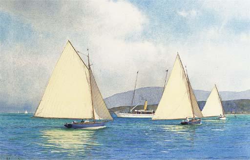 Martyn Richardson Mackrill (b.1962)