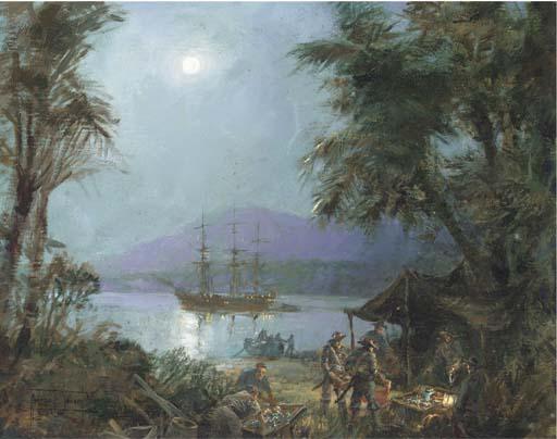 Montague Dawson, F.R.S.A., R.S