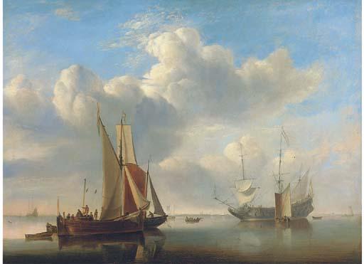 Edward William Cooke, R.A.  (1