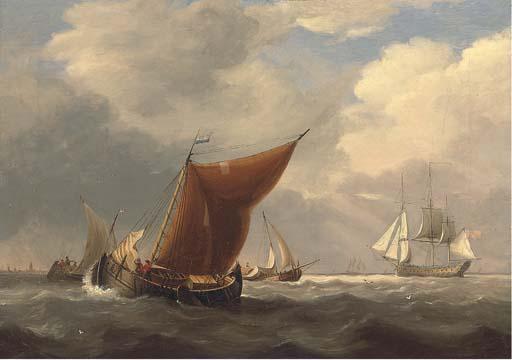 Charles Martin Powell (1775-18