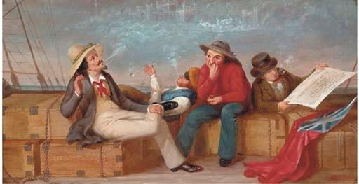 English School (c.1852)