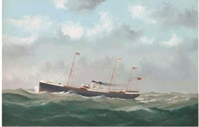 George Mears (fl.1866-1895)