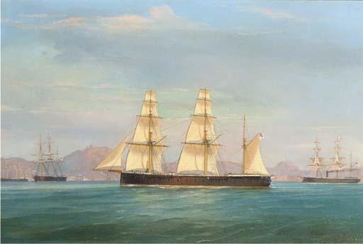 Tommaso de Simone (fl.1855-185