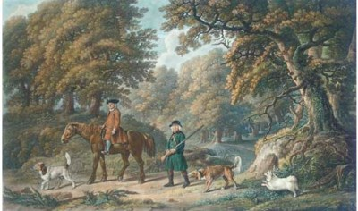 After George Stubbs, A.R.A.