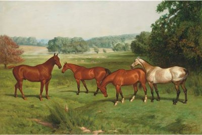 Basil Nightingale (1864-1940)