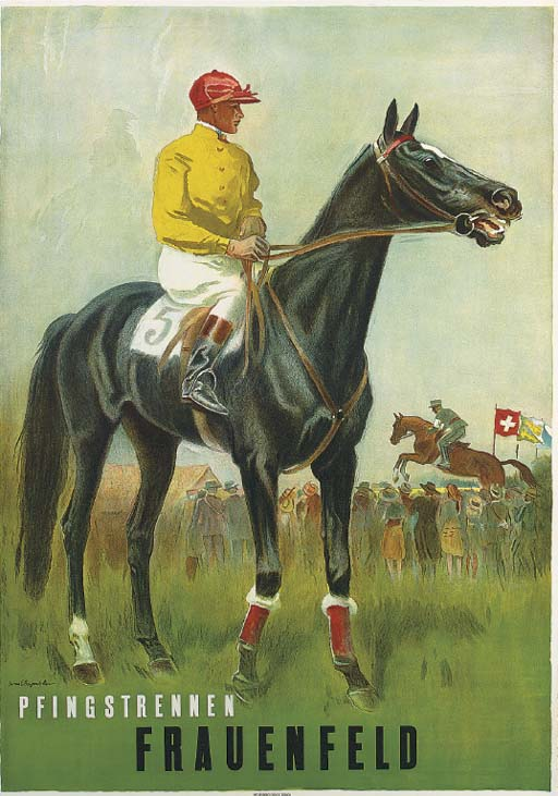 Iwan E.Hugentobler (1886-1972)