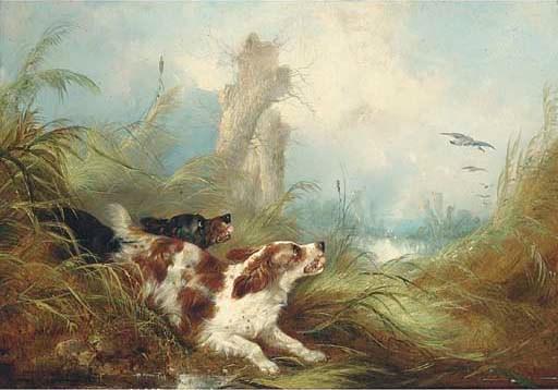 George Armfield, 19th Century