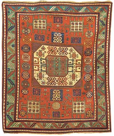 An antique Karatchof rug, Sout