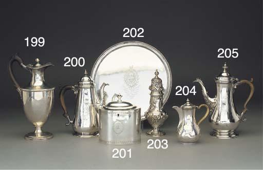 A George II Silver Hot Water J