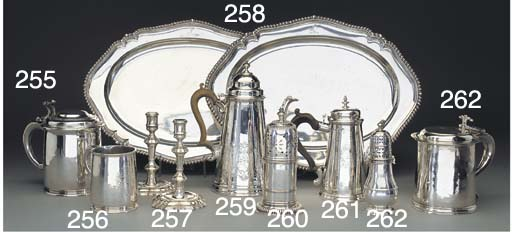 A William and Mary Silver Cast