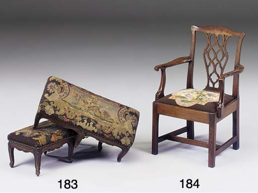 A PAIR OF FRENCH PROVINCIAL UP