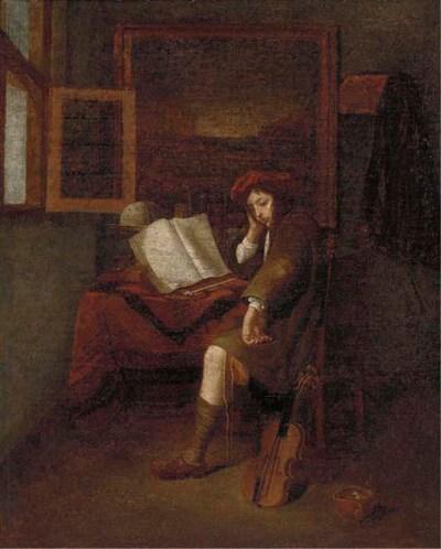 Manner of Frans van Mieris