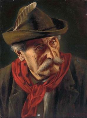 Alois Binder (b.1857)