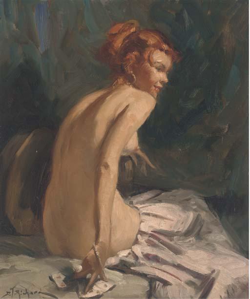 Durando Togo Richard (b.1910)