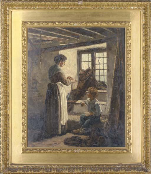 Charles Trevor Garland (1855-1