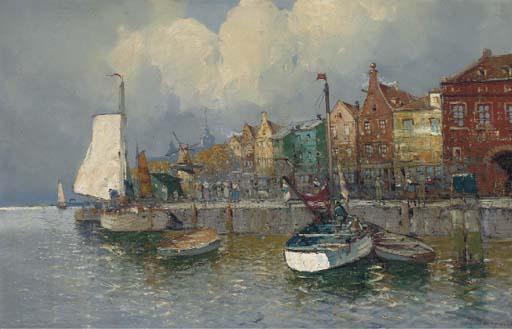 Hans Johann Wagner (1866-1940)