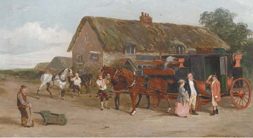 Richard Dodd Widdas (1826-1885