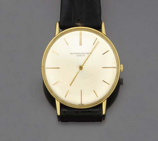 A gentleman's wristwatch by Va