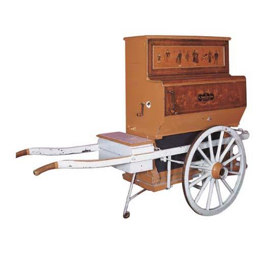 A 48-key barrel-piano