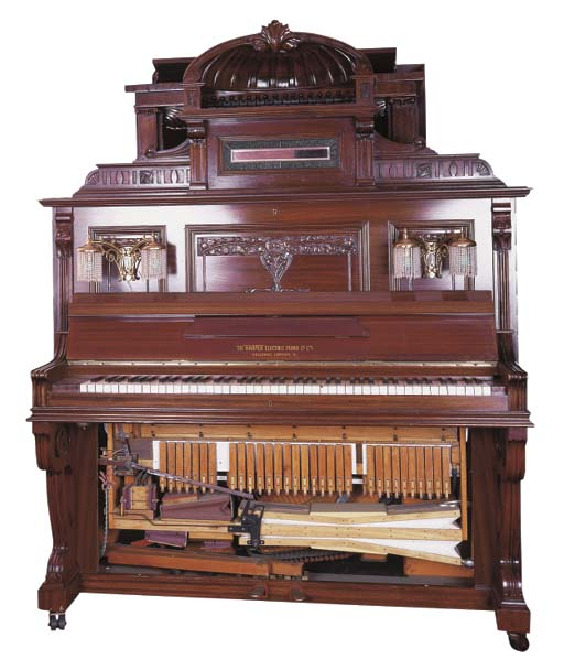 A Harper Electric Piano