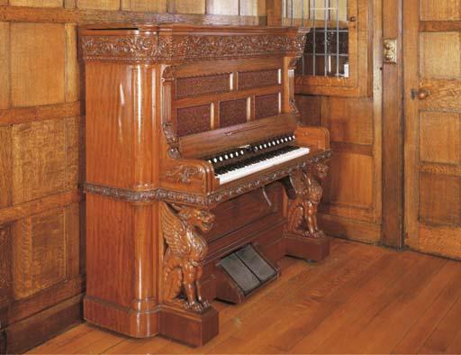 An Aeolian Grand 58-note playe