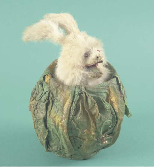 A Roullet et Decamps rabbit in