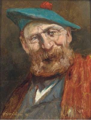 Henrie Pitcher, circa 1906