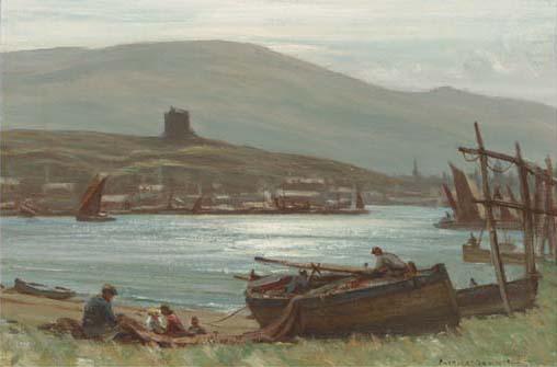 Patrick Downie, R.S.W. (1854-1