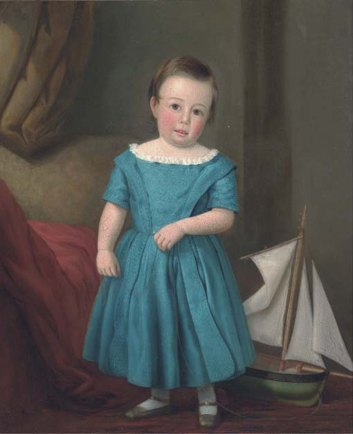 English School, circa 1848