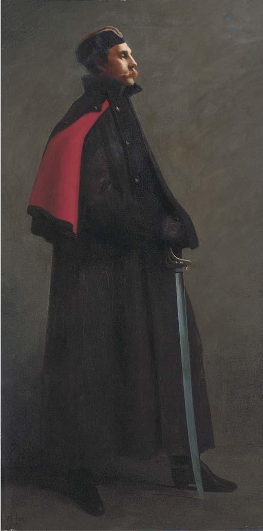 Vereker Monteith Hamilton (Fl.