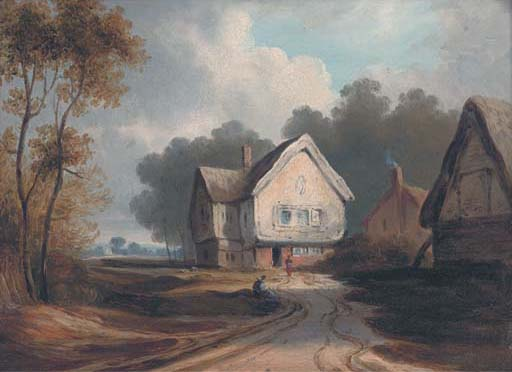 English School,19th century