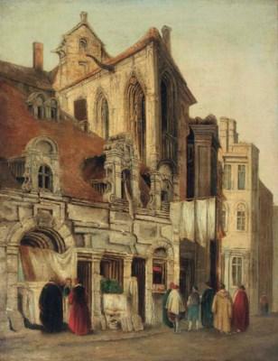 Manner of Richard Parkes Bonin