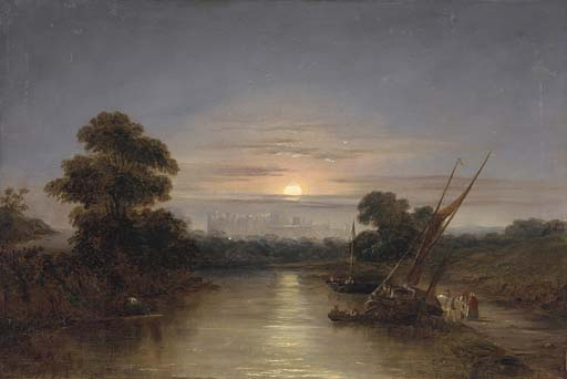 Follower of Edward Charles Wil